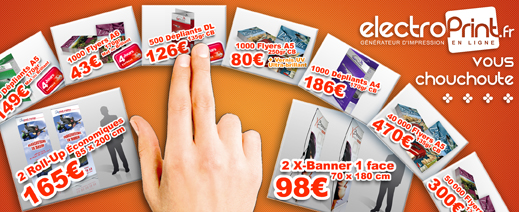promotions cr�ation graphique Facebook