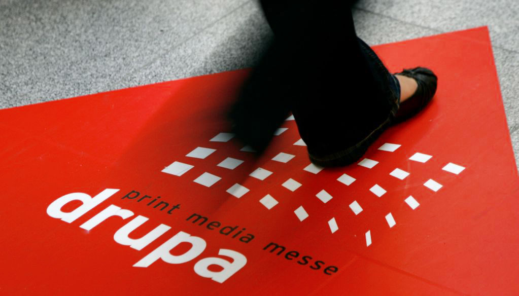 Drupa 2016 - Touch the future
