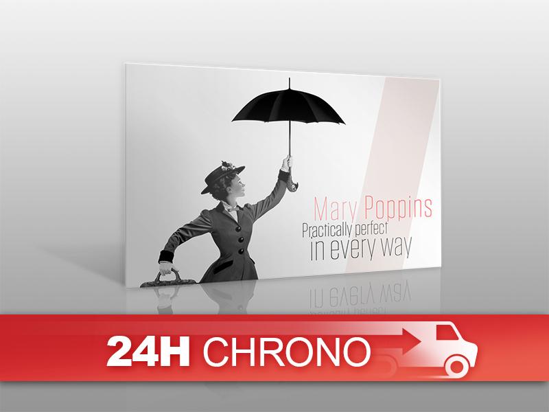 Cartes De Visite 24H CHRONO